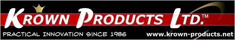 Krown Products Ltd banner